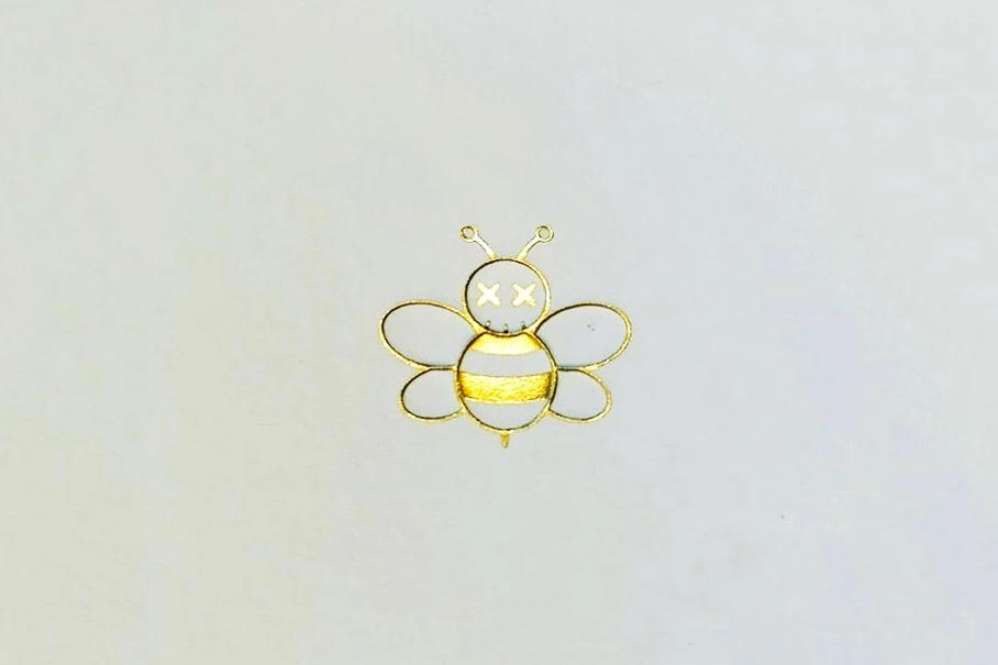 Kim Jones x KAWS Dior Homme Collaboration Streetwear Artist Invite Bee Teaser Paris Fashion Week Mens