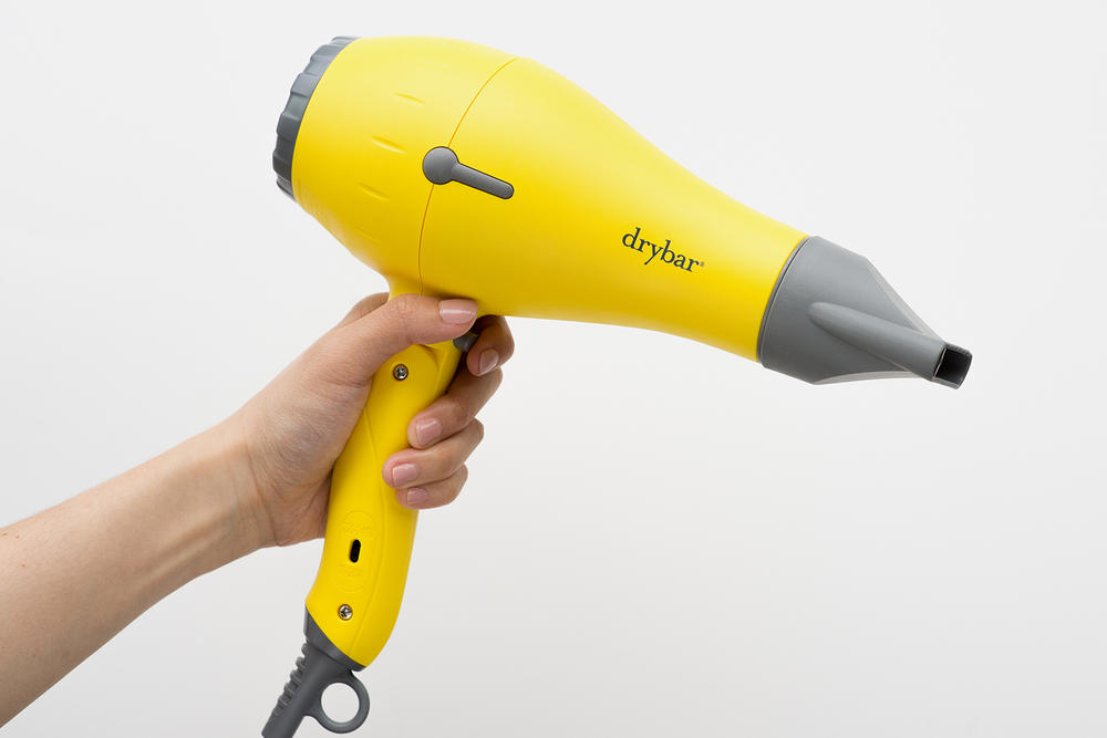 Drybar Baby Buttercup Blow Dryer Yellow Expensive Luxury Blowout