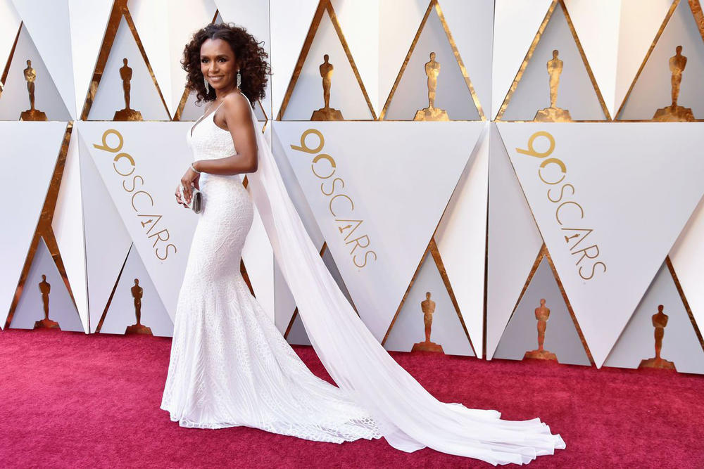 Instagram Roundup Featuring LGBTQ Stars We Love Janet Mock 90th Academy Awards