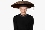 Picture of Stay Dry With Fendi's Logo Print Umbrella Hat