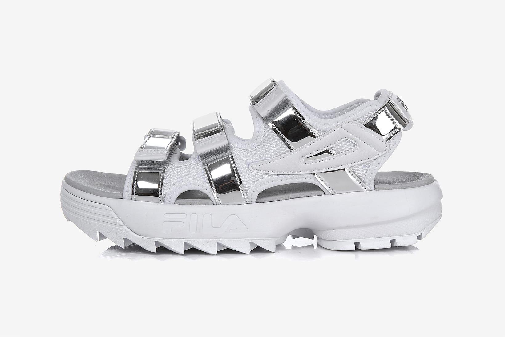 fila sandals disruptor 2