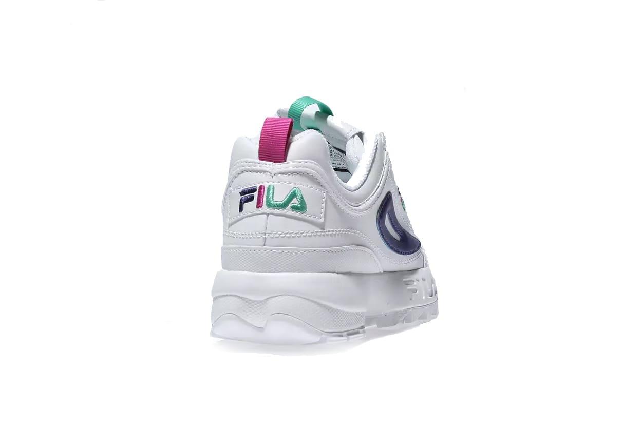fila sneakers purple