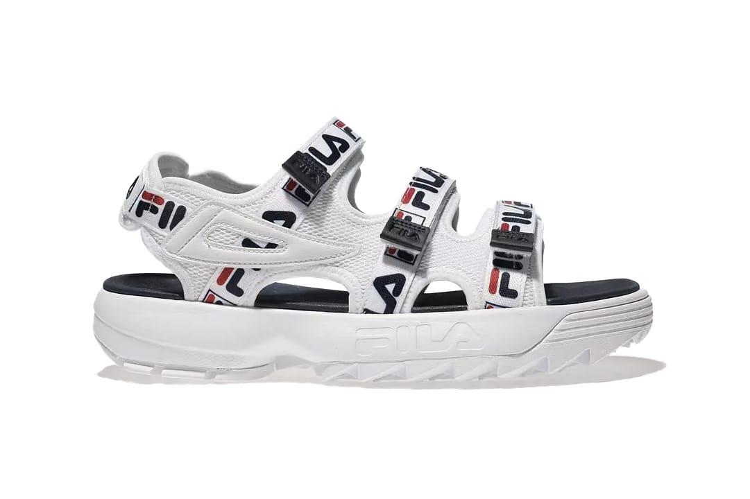 sandal fila disruptor 2
