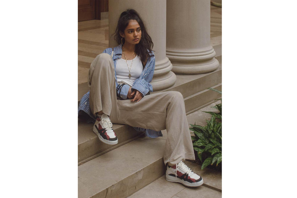 Filling Pieces Fall Winter 2018 Footwear Editorial the con cept