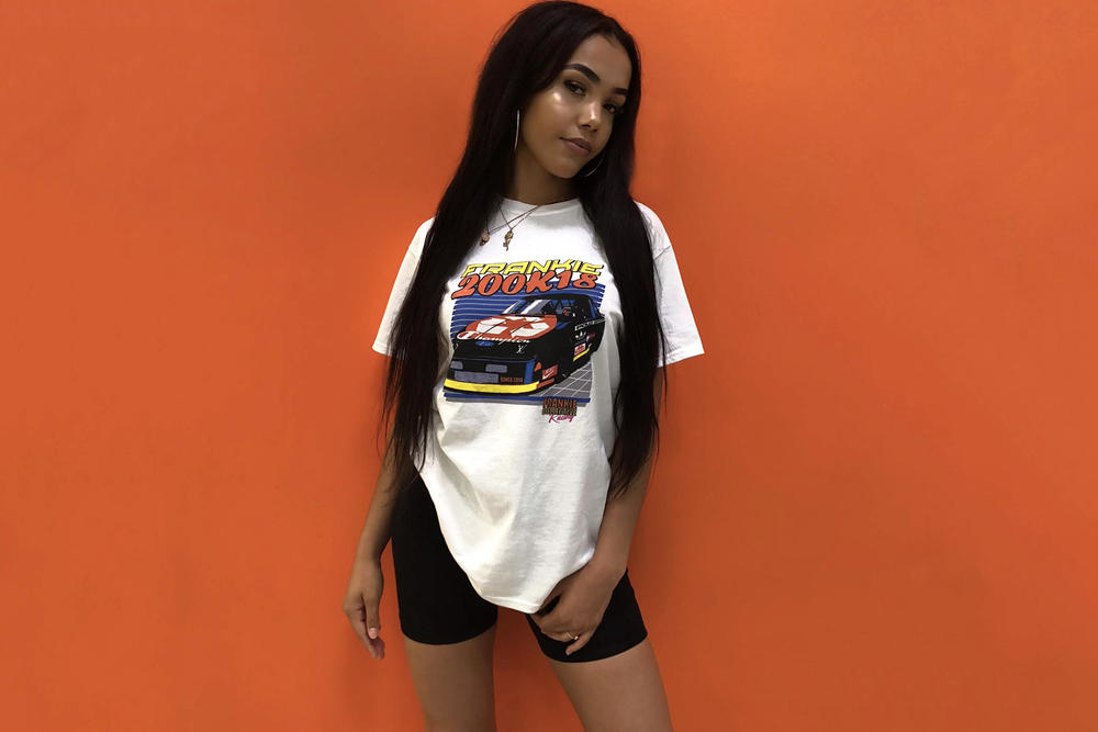 Frankie Collective Vancouver Re-worked Streetwear Free T-Shirt