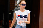 Picture of Thanks to Gigi Hadid, We've Discovered These Affordable, Ugly-Pretty Platform Sneakers