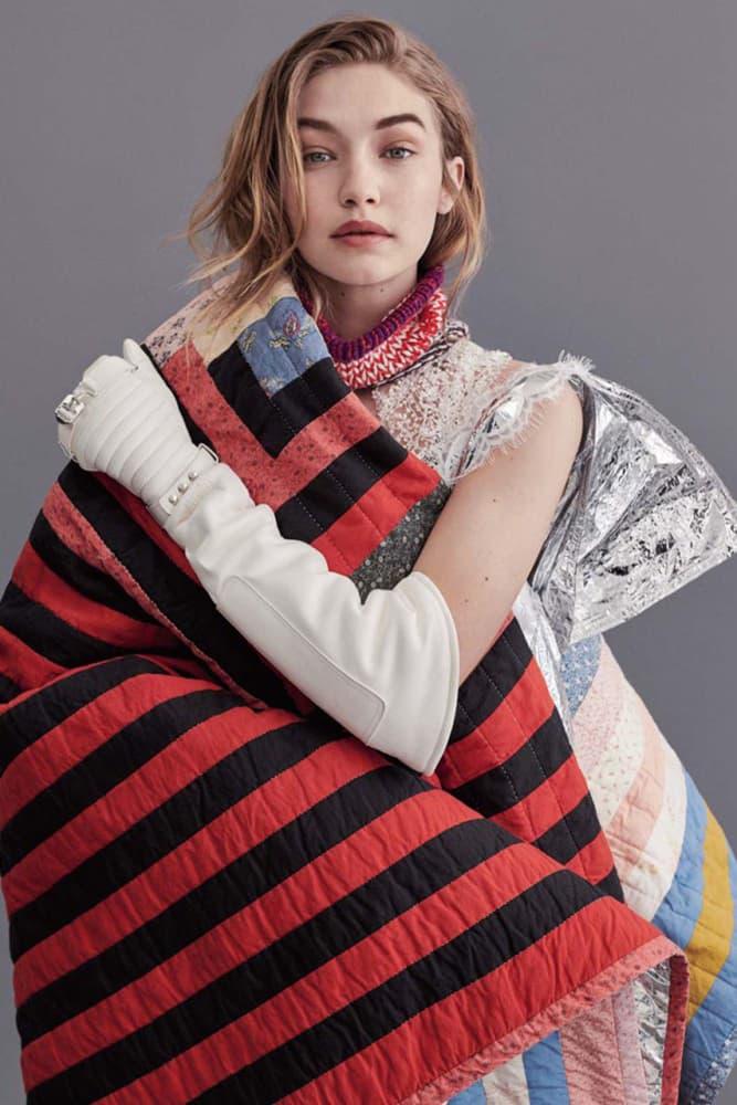 Gigi Hadid Vogue Australia Cover July 2018 Giampaolo Sgura