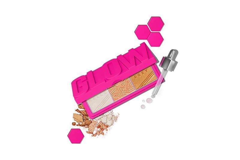 GlamGlow GlamPowder Highlighter Makeup Palette Glowing