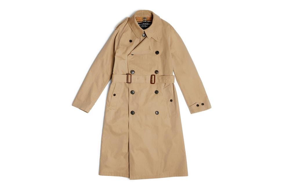 Gosha Rubchinskiy Burberry Fall Winter 2018 Collection Coats Shirts Hat  Scarf Shoes ca27f8ac1e5