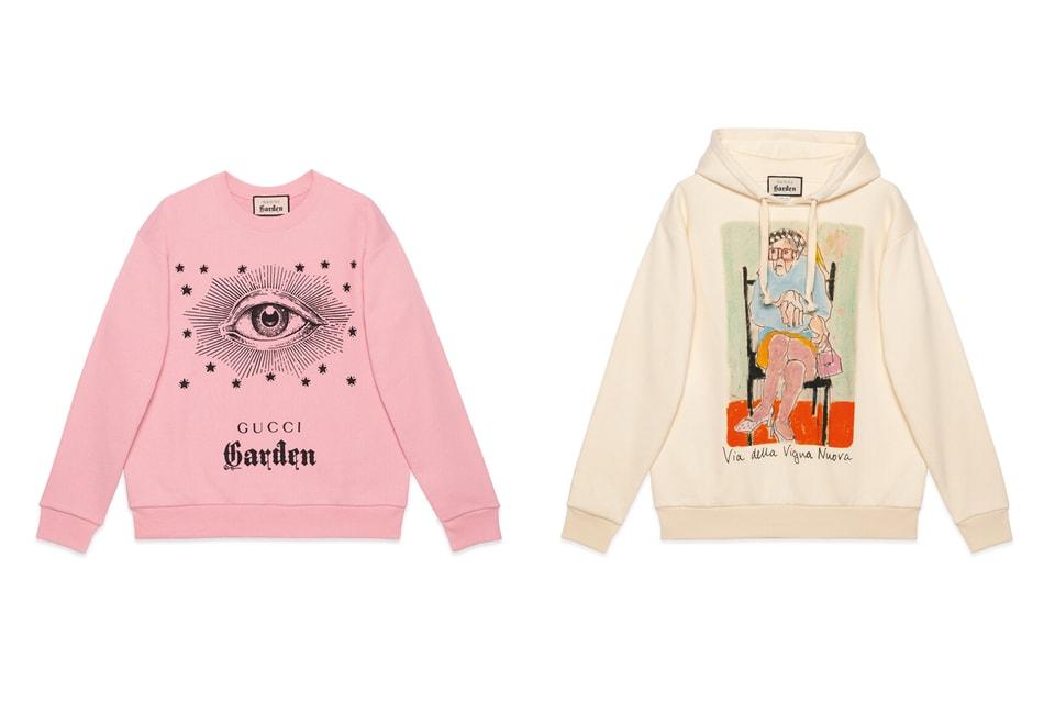 3d50e2614c7 Gucci Garden Unveils Artist Capsule Collection