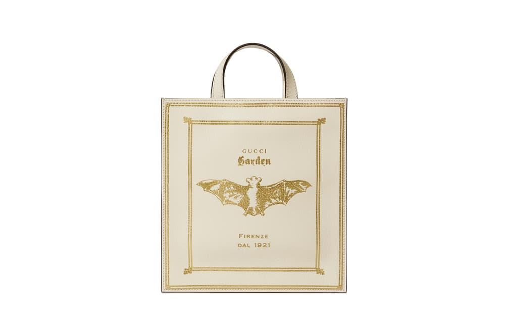 Gucci Garden Capsule Collection Tote Bag Cream
