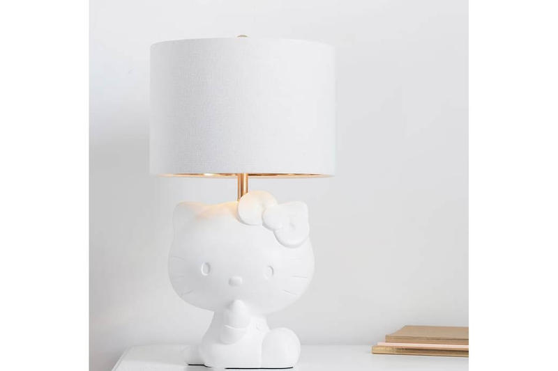 Hello Kitty x PBTeen Table Lamp White