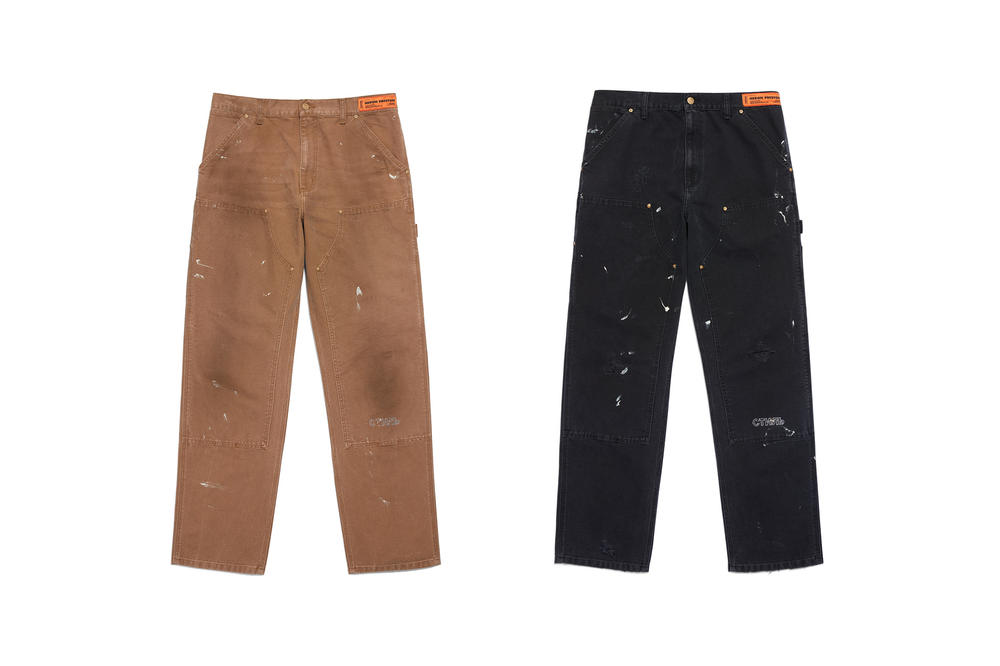 Heron Preston Carhartt WIP Jeans Denim