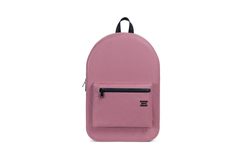 Herschel Supply Studio Settlement Backpack Ash Rose Tarpulin Pink