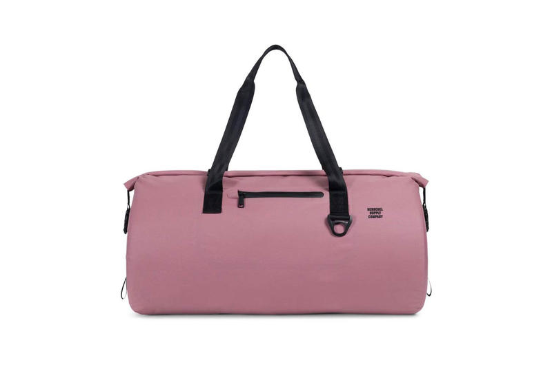 Herschel Supply Studio Coast Duffle Ash Rose Tarpulin Pink