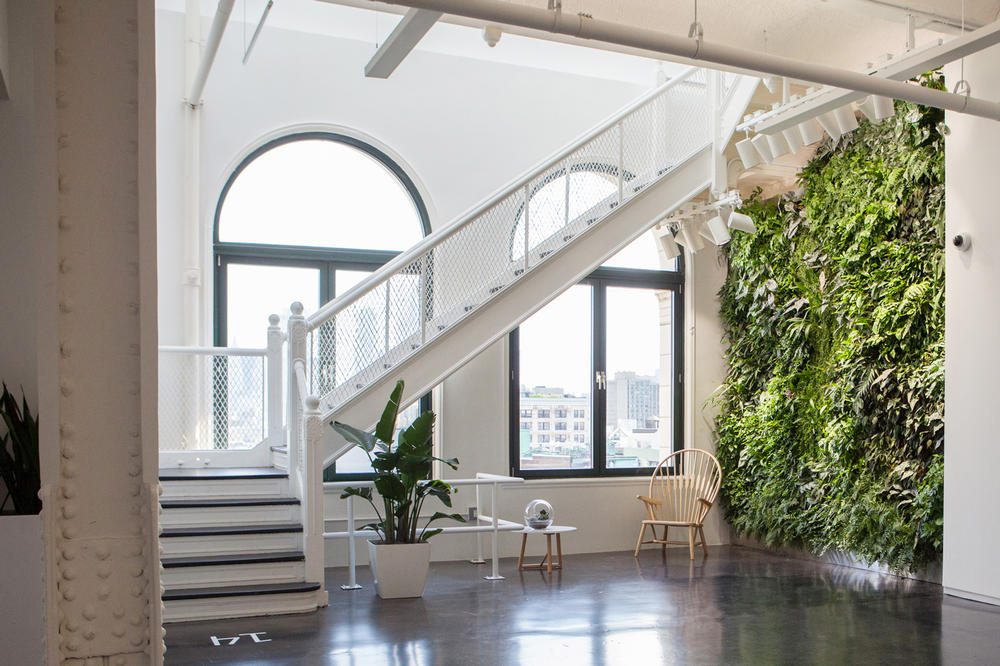 Instagram New York City Office First Look Staircase