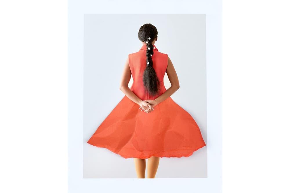 Janelle Monae Allure Magazine July 2018 Issue Marni Dress Red