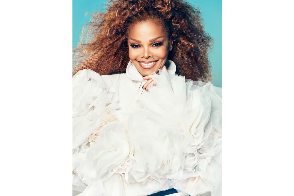 Janet Jackson Essence Magazine July August 2018 Issue Top Cream