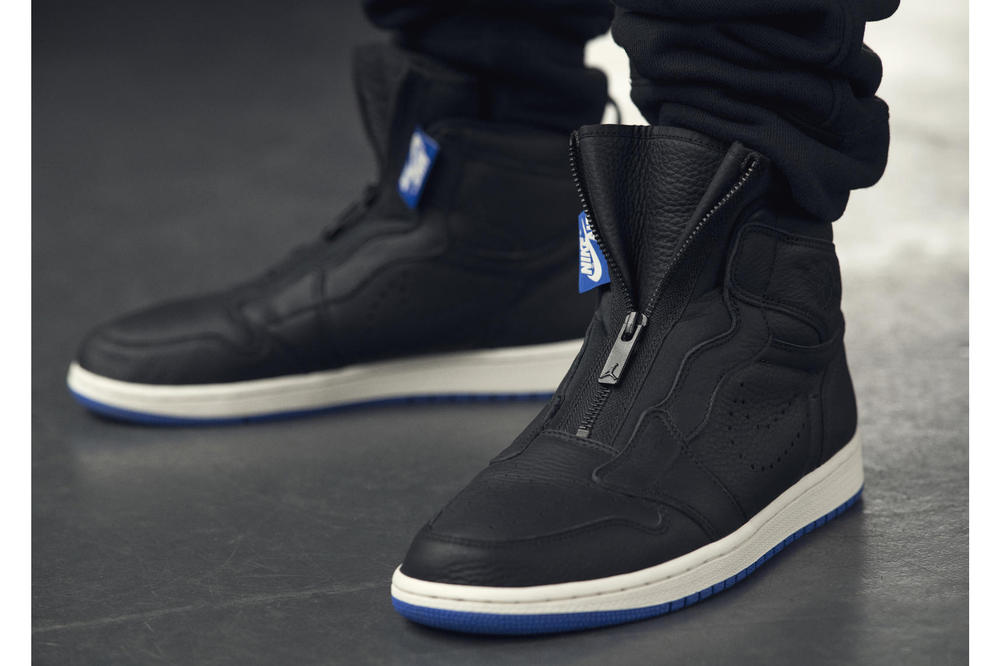 Air Jordan I High Zip