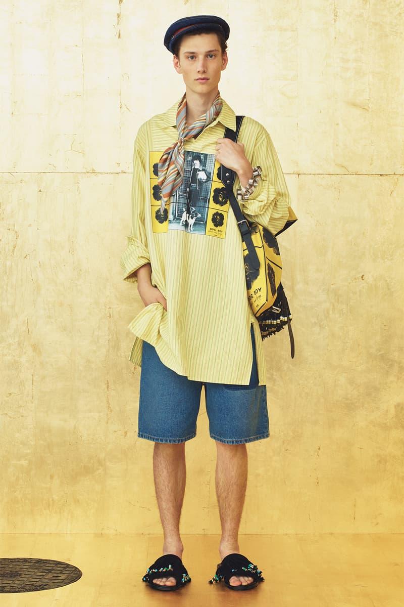 jw anderson resort 2019 nautical sailor bow suit fisherman