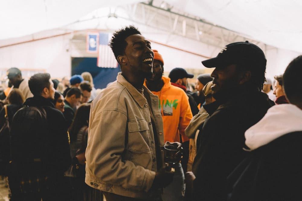 Kanye West ye Album Listening Party Wyoming Desiigner