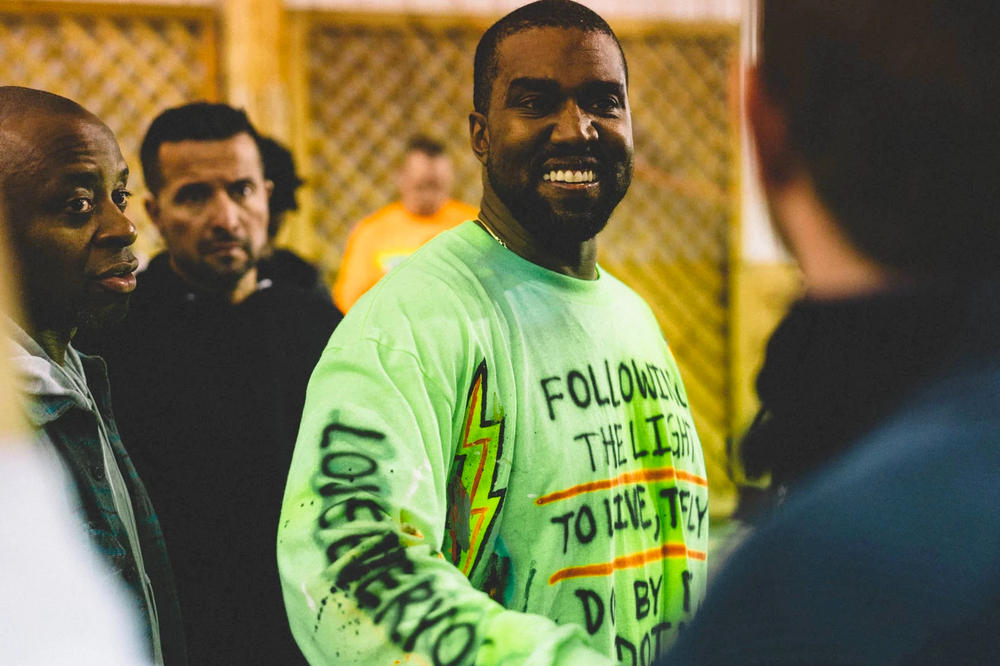 Kanye West Sold $500K USD of Merch in 30 Minutes | HYPEBAE