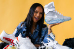 Picture of Karrueche Tran Rates All the Sneakers You Love and Hate