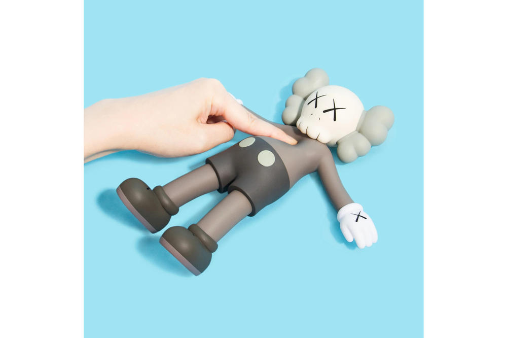 KAWS:HOLIDAY Seoul Seokchon Lake Korea Miniature Figurine