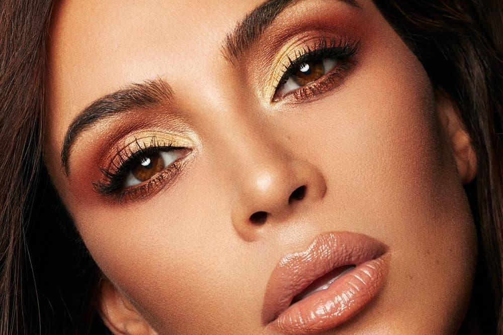 Kim Kardashian Beautycon Los Angeles Festival KKW Beauty Makeup