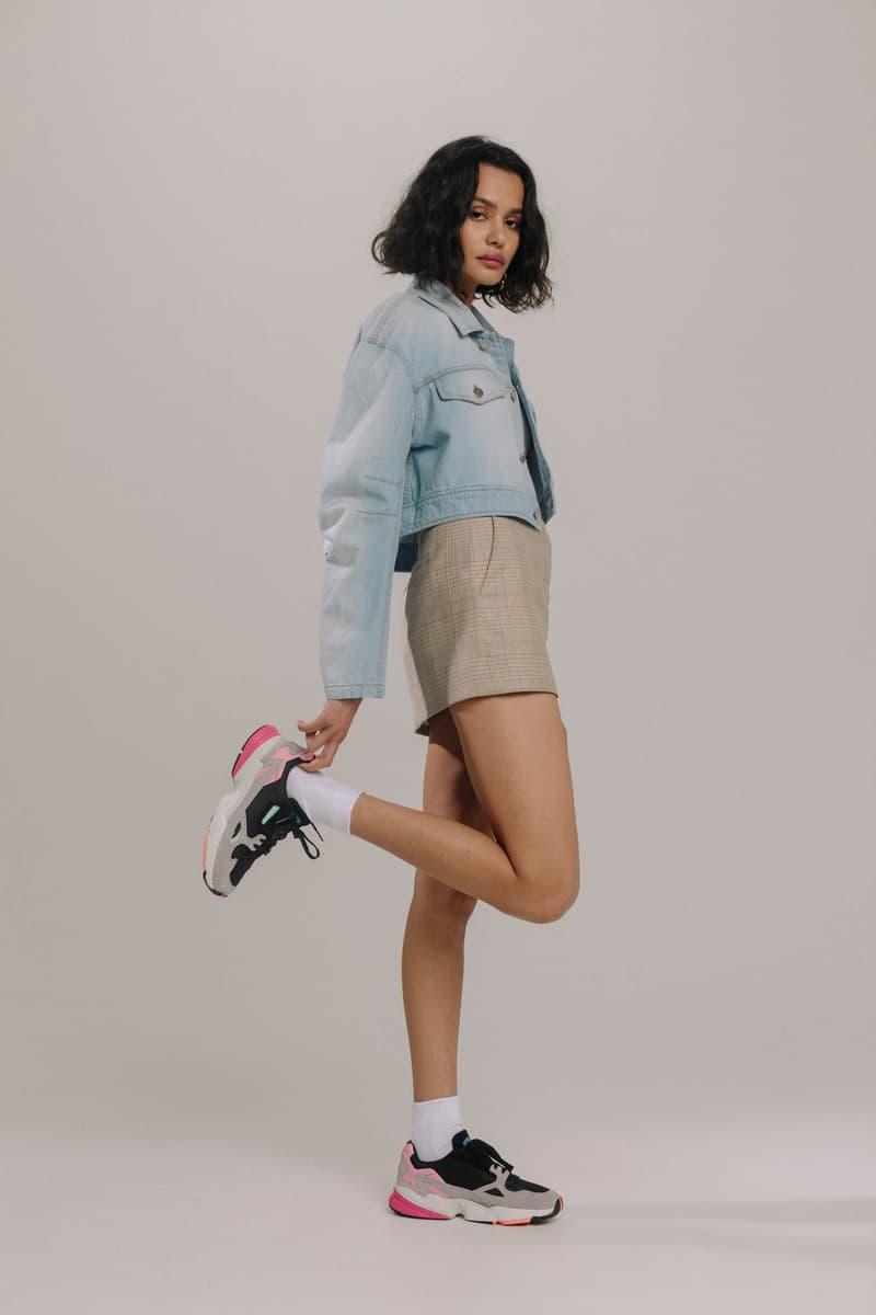 KITH Women adidas Originals Falcon Editorial