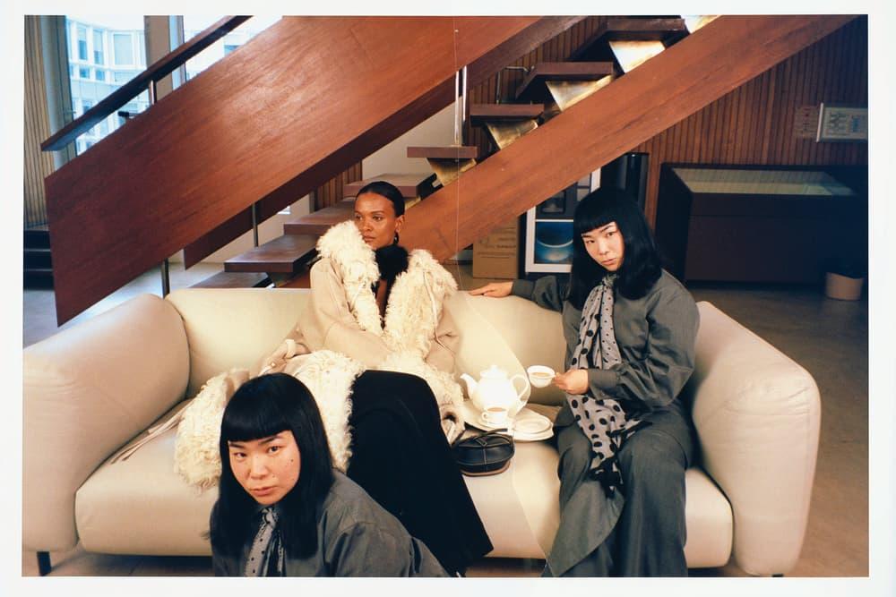 Loewe Fall/Winter 2018 Lookbook Fumiko Imano Art Publication Jonathan Anderson