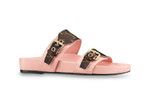Picture of Louis Vuitton's Birkenstock-Inspired Sandal Is Easily Our Favorite Summer Shoe