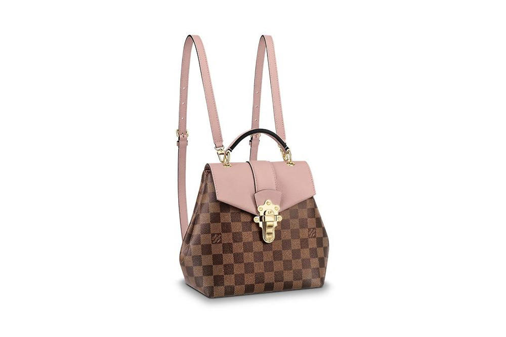 0993438e0f24 Louis Vuitton Monogrammed Clapton Mini Backpack