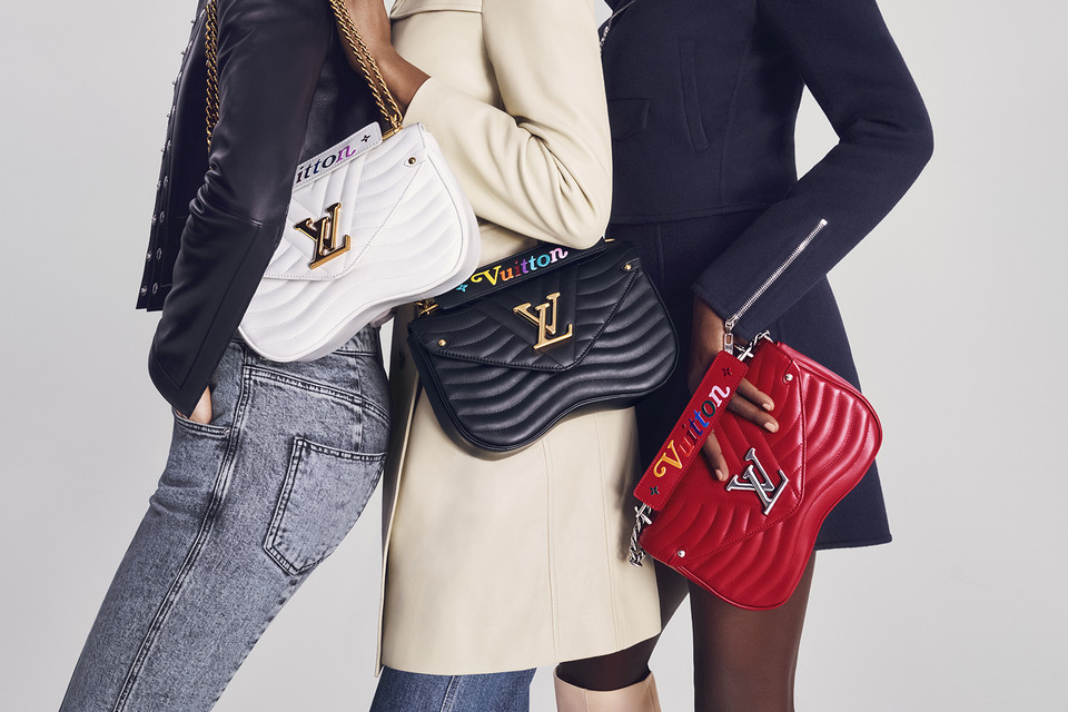 84731016a6ae Louis Vuitton Pre-Fall 2018 New Wave Handbags