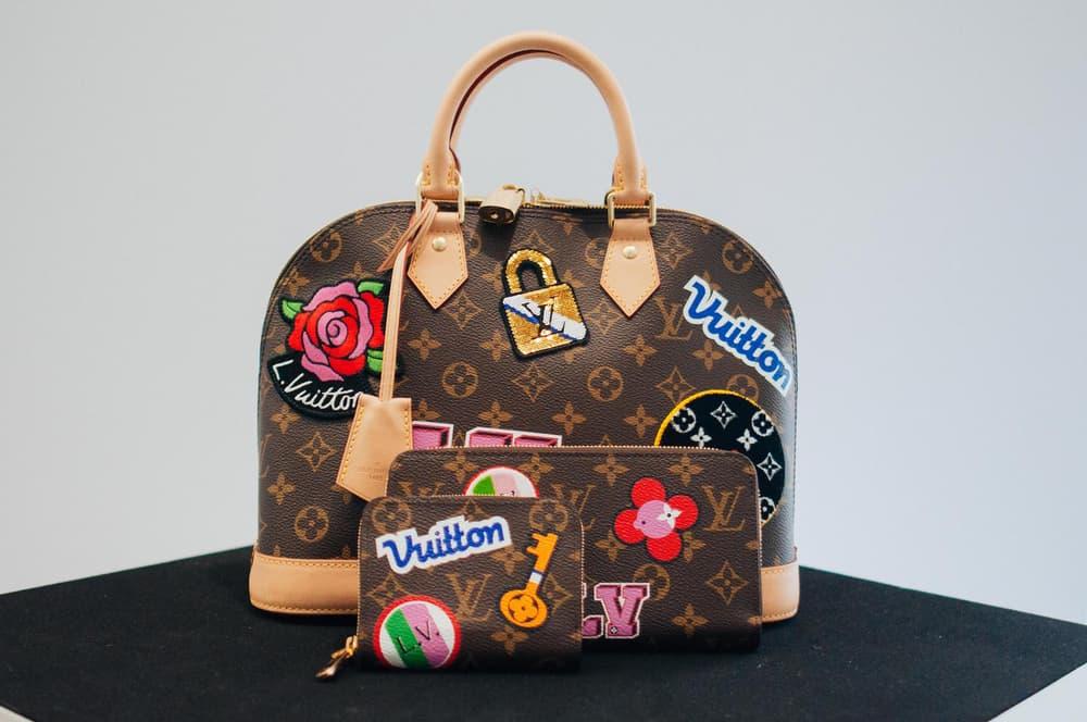 ca1b741888dc Louis Vuitton Fall Winter 18 Collection Preview Nicholas Ghesquiere Kim  Jones LV Monogram Alma Bag