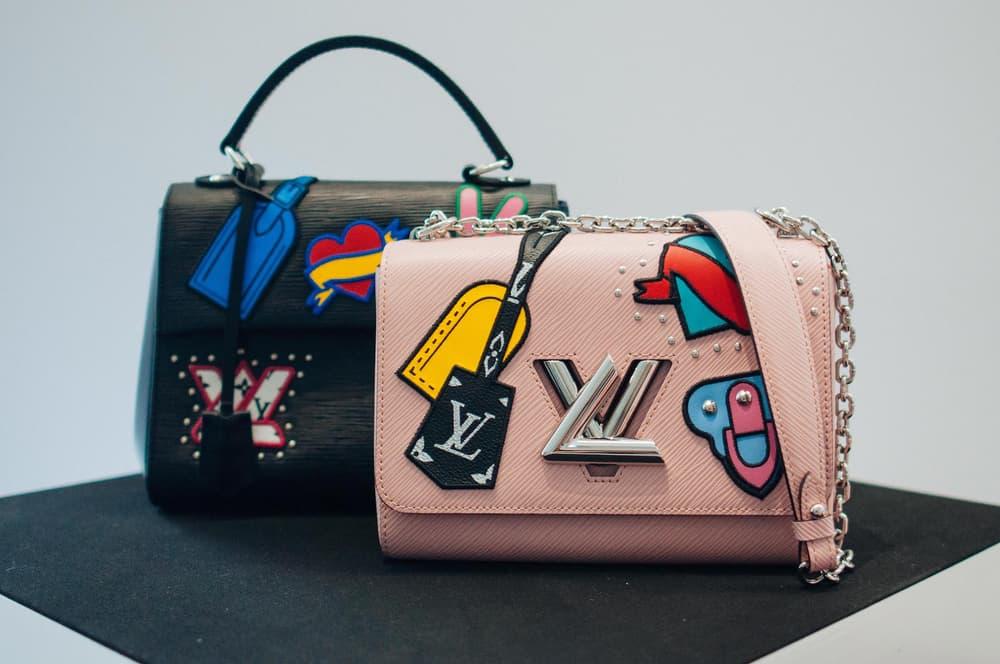 26811472baa3 Louis Vuitton Fall Winter 18 Collection Preview Nicholas Ghesquiere Kim  Jones LV Monogram Alma Bag