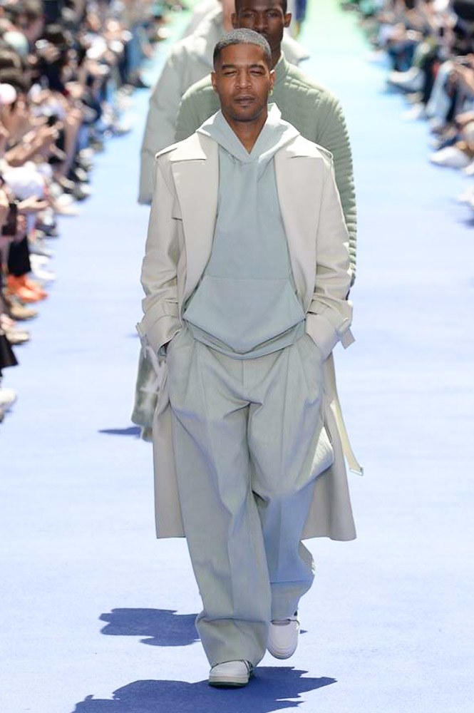 Virgil Abloh Louis Vuitton Paris Fashion Week Men's 2019 Kid Cudi
