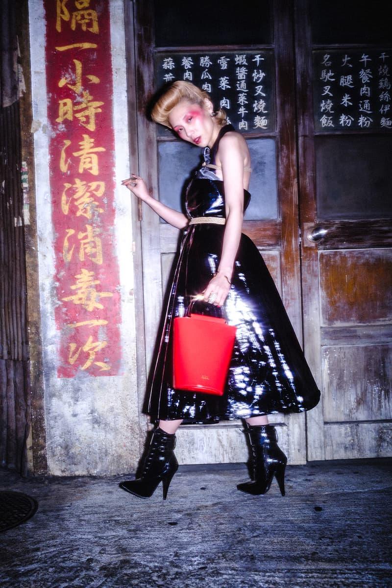 LZL Leather Handbags Fall/Winter 2018 Australian NYC Accessories Brand Lookbook