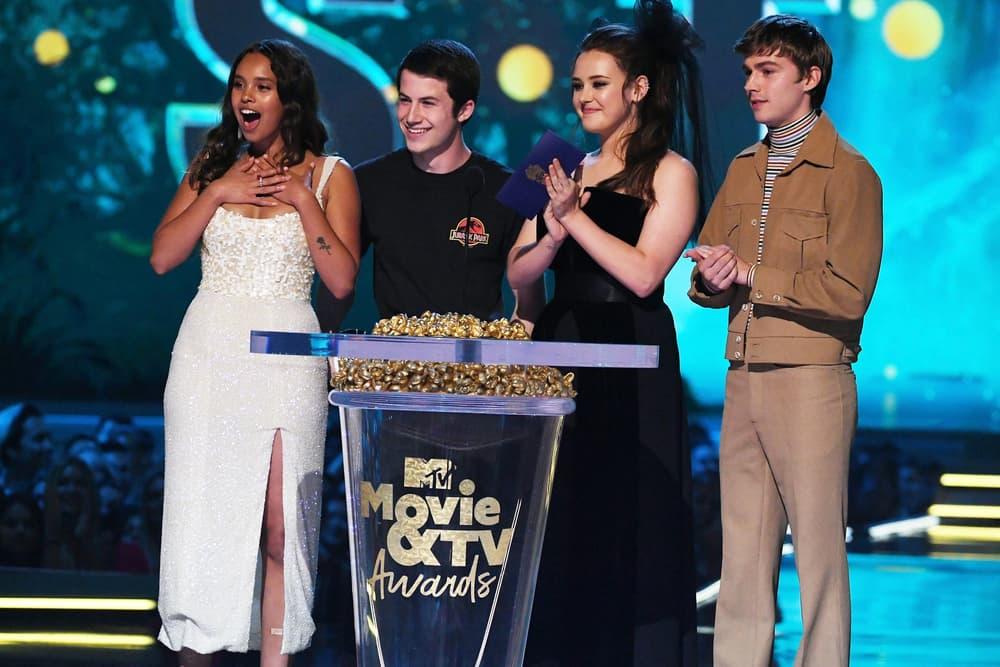 2018 MTV Movie & TV Awards Winner List Stranger Things Black Panther Keeping Up With The Kardashians Tiffany Haddish Acting