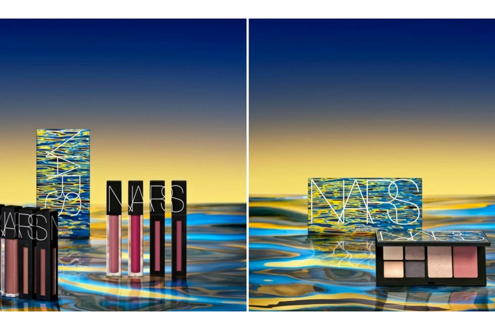 NARS Endless Summer Makeup Collection Eyeshadow Lipgloss Palette Glow Shimmer Highlighter