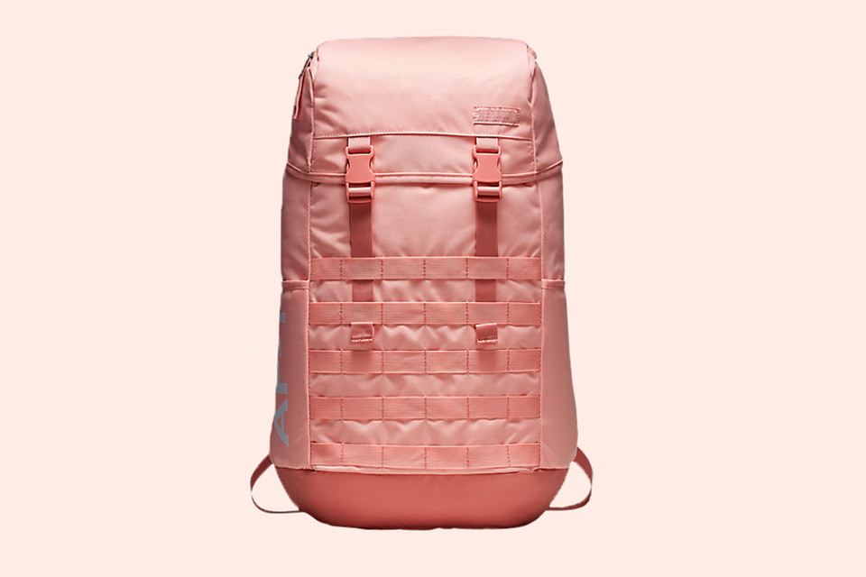 Nike s Shiny New AF-1 Backpacks Are the Only Travel-Buddy You ll Need 534cfda762508