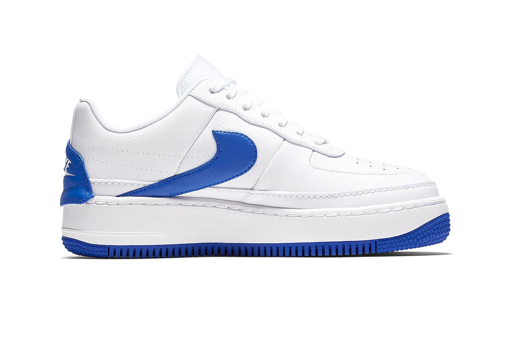 nike air force 1 low jester xx royal blue white reimagined pack leather