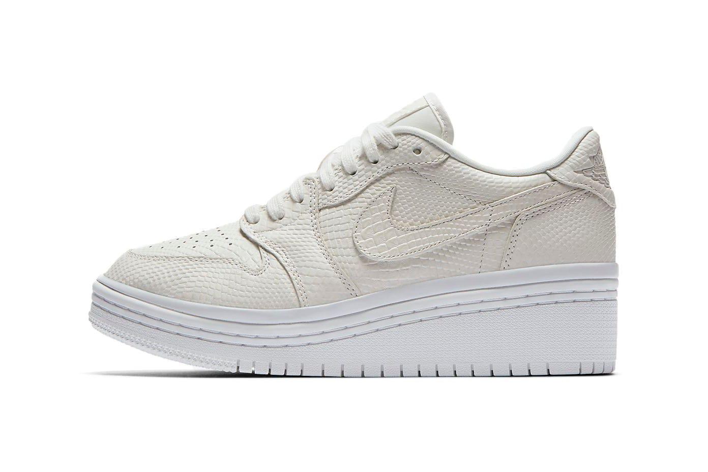 Nike Air Jordan 1 Lifted Platform Rose