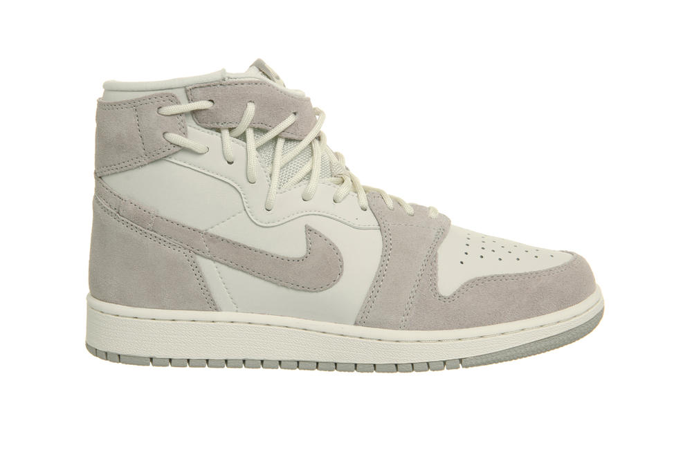 Nike Air Jordan 1 Rebel XX Moon Particle Phantom Women's Basketball Sneaker