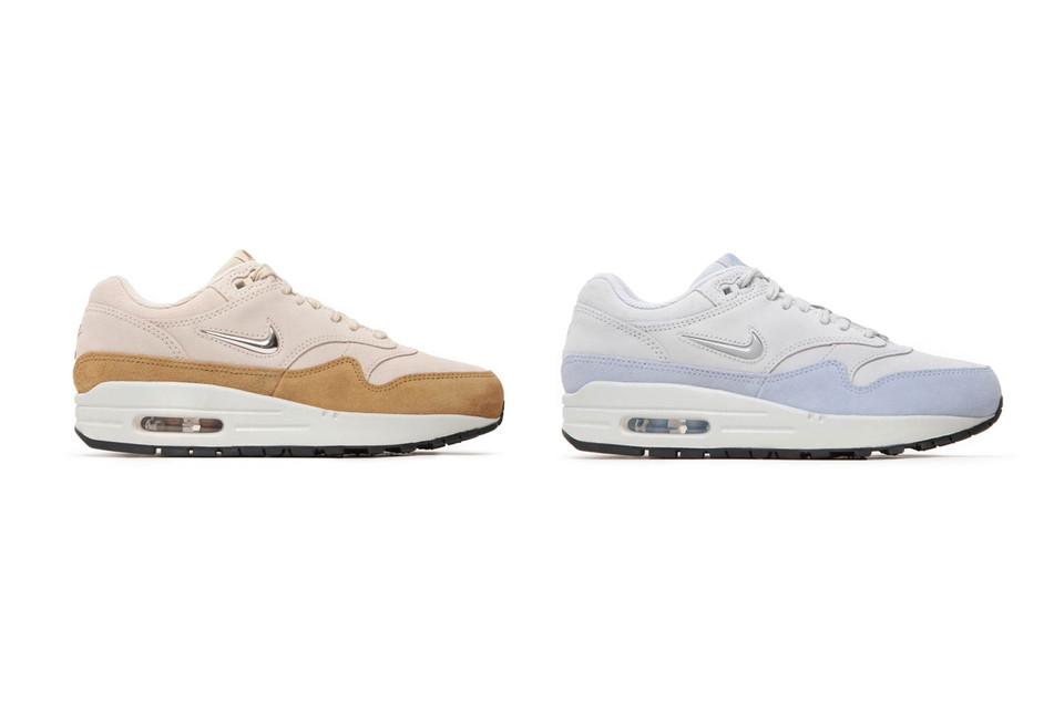 hot sale online 3c85a 98d21 Nike Releases Air Max 1 Premium Bronze Royal Tint   HYPEBAE