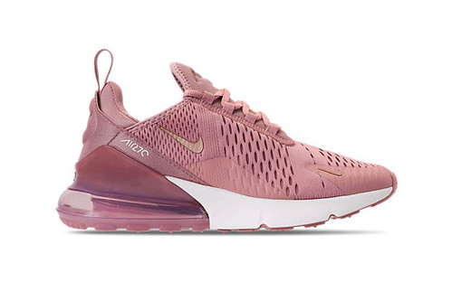 reputable site 4217f 0d3bd The Air Max 270 Arrives in Rose Gold   Pink