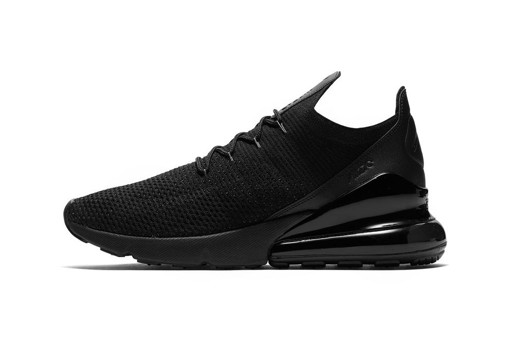 Nike Releases Air Max 270 In Triple Black  6e5719ef2