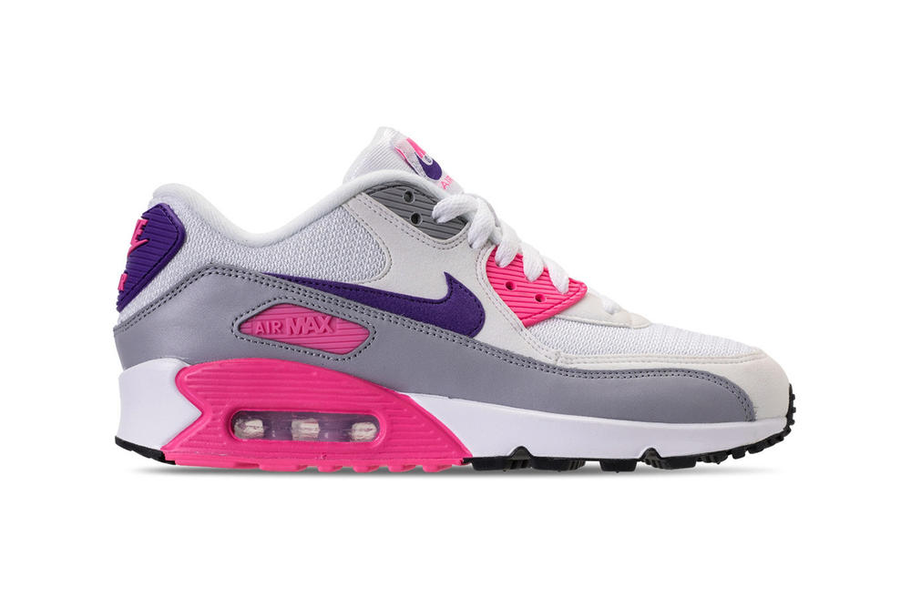 Nike Releases Retro Air Max 90 in Laser Pink  d50f78d2bc69
