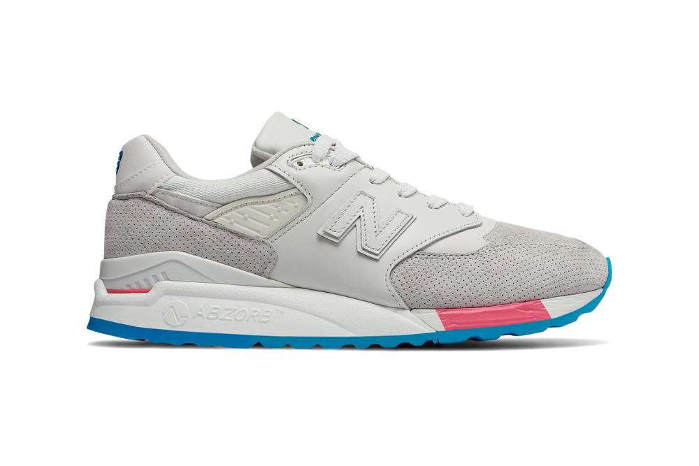 New Balance 998 Arctic Fox