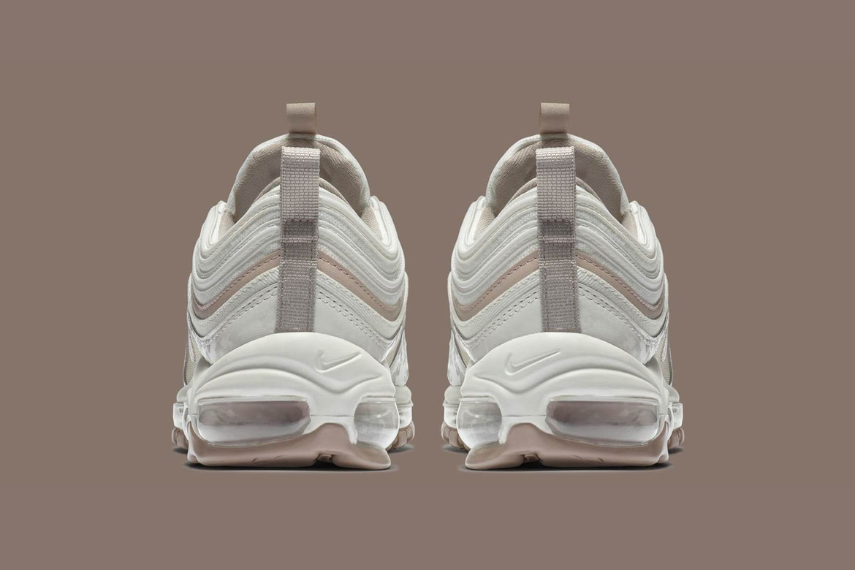 Nike S Air Max 97 Premium In Rose Gold And Cream Hypebae